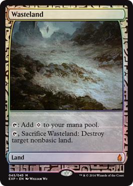 Wasteland (Masterpiece Foil)
