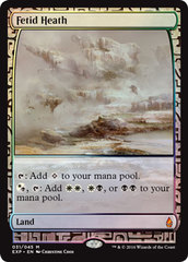 Fetid Heath (Masterpiece Foil)