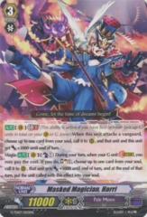 Masked Magician, Harri - G-TD07/003EN - TD on Channel Fireball