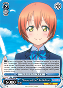 Forever and Ever Rin Hoshizora - LL/W34-E072 - R