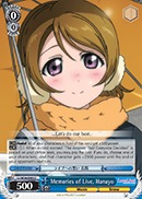 ?Memories of Live, Hanayo - LL/W34-E093 - C