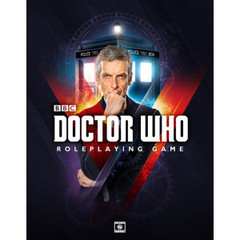 Doctor Who: Adventures in Time and Space - Core Rulebook