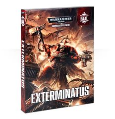 Shield of Baal: Exterminatus (Hardcover, 2 book set  [out of print])