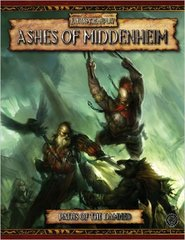 Paths of the Damned: Ashes of Middenheim