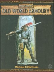 Old World Armoury: Miscellanea and Militaria
