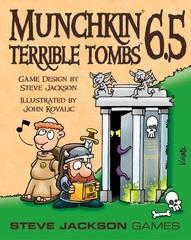 Munchkin 6.5 Terrible Tombs