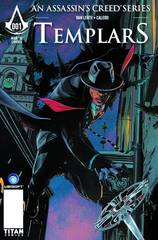 Assassin's Creed: Templars #1 (Cover A - Laming) (Mature Readers)