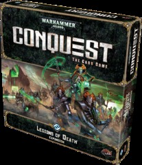 Warhammer 40,000 Conquest LCG: Legions of Death