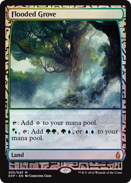 Flooded Grove - Foil
