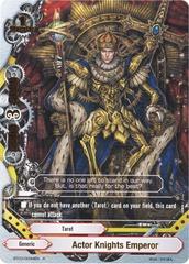 Actor Knights Emperor - BT03/0044EN - R - Foil