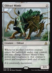 Eldrazi Mimic on Channel Fireball