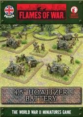 4.5 Howitzer Battery