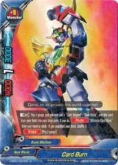 Card Burn  - H-BT01/0037EN - R - Foil