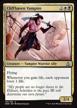 Cliffhaven Vampire