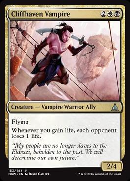 Cliffhaven Vampire - Foil
