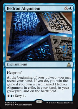 Hedron Alignment - Foil