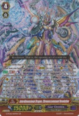 Interdimensional Dragon, Chronoscommand Revolution - G-FC02/007EN - GR