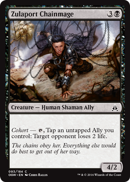 Zulaport Chainmage - Foil