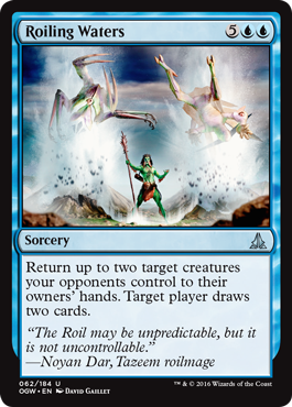 Roiling Waters - Foil