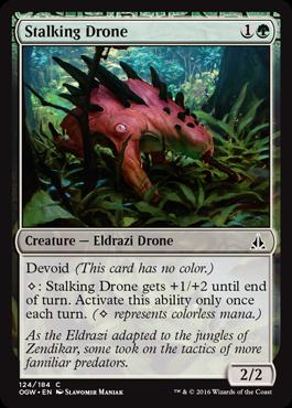 Stalking Drone