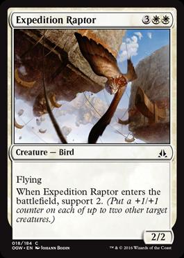 Expedition Raptor - Foil