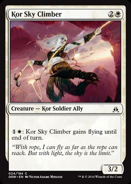Kor Sky Climber - Foil