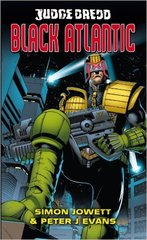 Judge Dredd #3: Black Atlantic