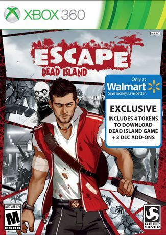 Escape Dead Island Walmart Exclusive Content