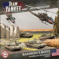 Bannon's Boys - American Spearhead Force TUSAB1