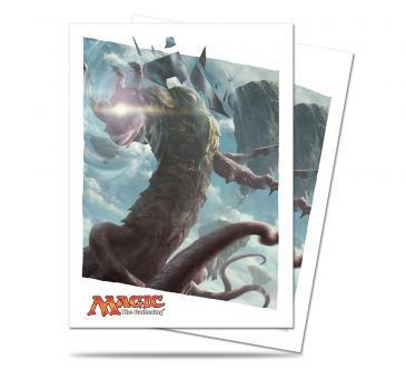 Oath of the Gatewatch Kozilek, The Great Distortion 80ct Card Sleeves