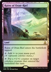 Ruins of Oran-Rief - Foil - Prerelease Promo