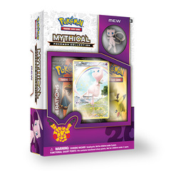 Mythical Pokemon Collection: Mew
