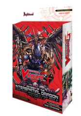 Cardfight!! Vanguard: G Start Deck Vol. 1: Odyssey of the Interspatial Dragon