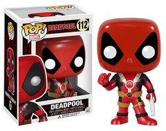 Deadpool Thumbs Up POP Vinyl Figure
