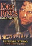 Fellowship of the Ring Cards Aragorn Starter Deck
