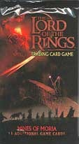 The Lord Of The Rings Card Game Mines of Moria Booster Pack