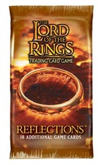 LOTR Card Game Reflections Booster Pack