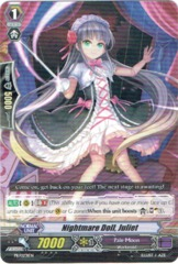 Nightmare Doll, Juliet - PR/0231EN - PR