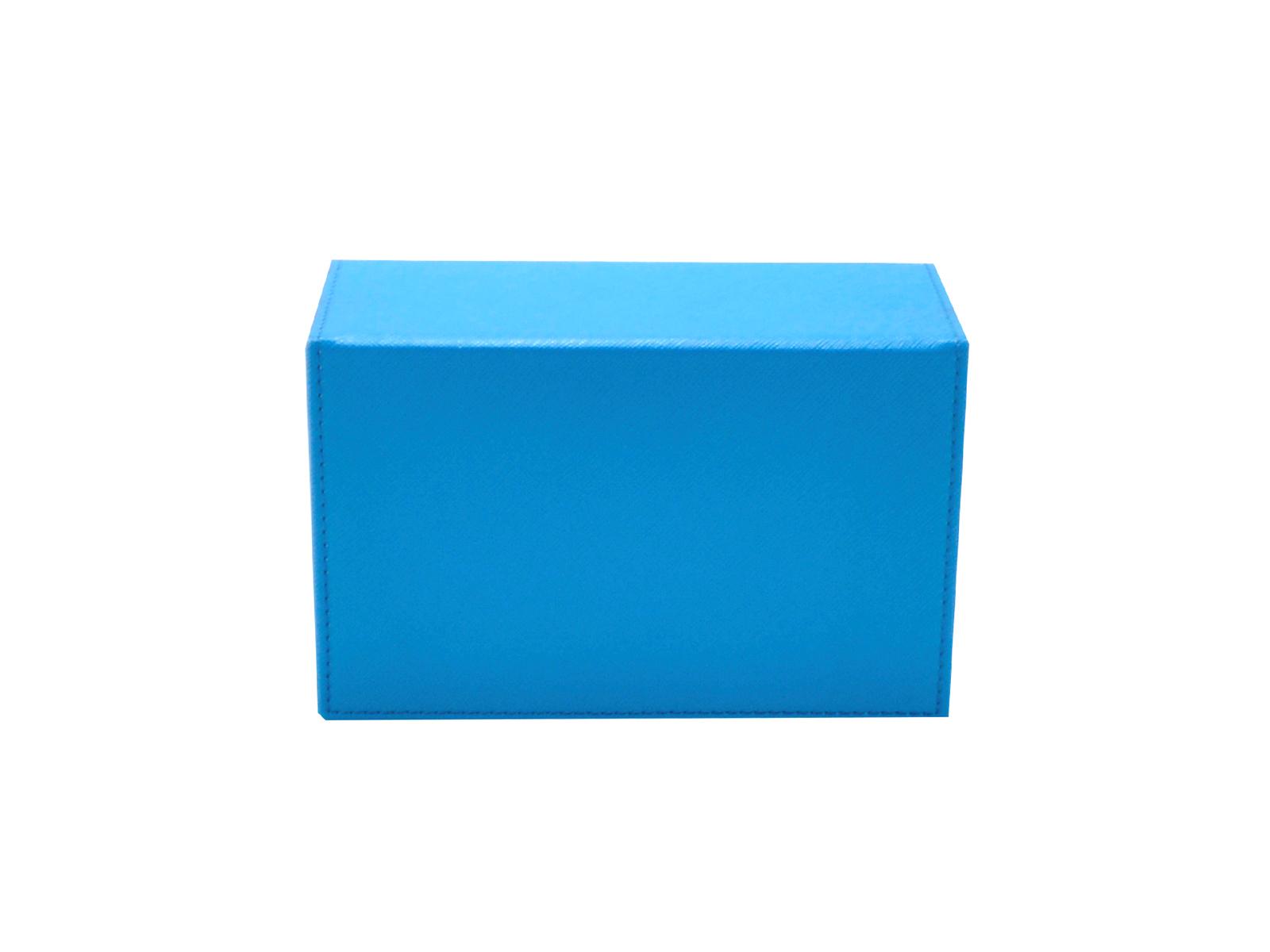 Dex Protection - The Dualist Deckbox -  Blue