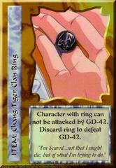 Chang Tiger Clan Ring