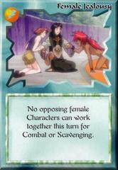 Female Jealousy