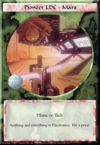 Pioneer LDC - Mars