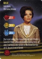 Edith Keeler 20th Century Reformer