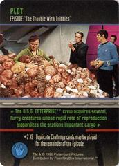 The Trouble With Tribbles (153)