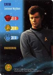Lieutenant Washburn