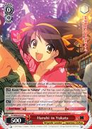 Haruhi in Yukata - SY/W08-E053 - R