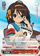 Super Editor-in-Chief Haruhi - SY/W08-E058 - U