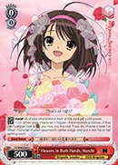 Flowers in Both Hands, Haruhi - SY/W08-E063 - C