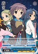 Alien, Nagato & Asakura & Kimidori - SY/W08-E076 - RR