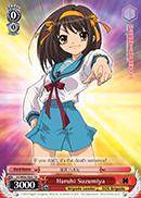 Haruhi Suzumiya - SY/W08-TE01 - TD